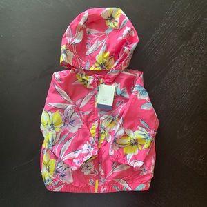 💕NWT BabyGap lightweight jacket Size 18-24m 💕